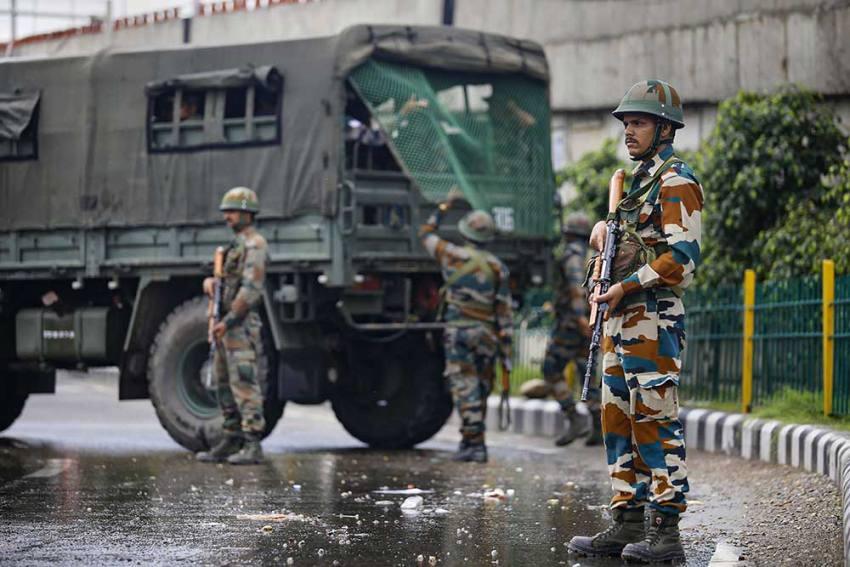 Three CRPF Jawans Killed In Militant Attack In Kashmir's Handwara