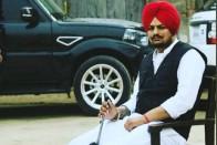 Punjabi Singer Sidhu Moosewala Booked For Curfew Violation, DSP Suspended