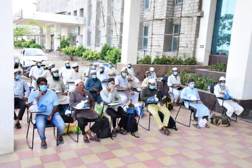 150 Tablighi Jamaat Members Break Ramzan Fast To Donate Plasma For Covid Treatment