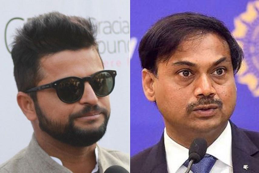 Former Chief Selector MSK Prasad Reveals Why Suresh Raina Was Ignored