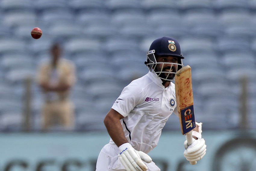 'Handshakes Will Be Replaced By A 'Namaste', Predicts Ajinkya Rahane