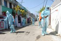 India's Coronavirus Case Count Nears 50,000; Death Toll Reaches 1,694