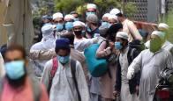COVID-19: 13 Tablighi Jamaat Members Arrested For Defying Lockdown In UP
