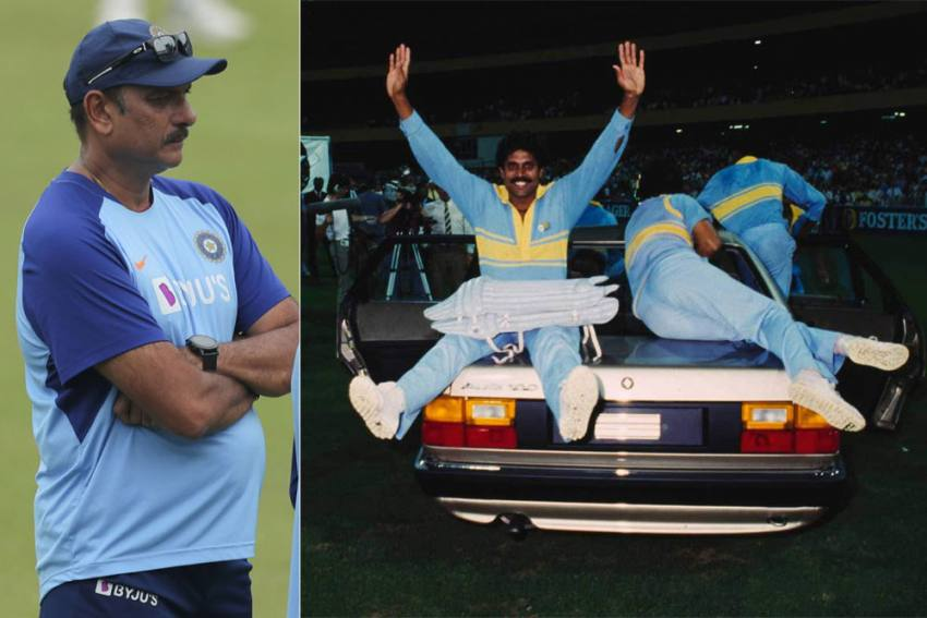 The Fight For Audi: Ravi Shastri Reveals How Pakistan Legend 'Would Go To Any Level' To Distract Him