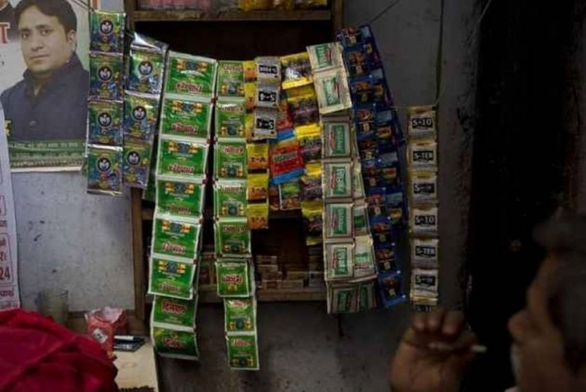 UP Govt Lifts Ban On Sale Of 'Paan Masala'