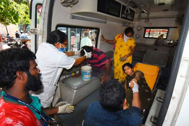 Technical Glitch In Refrigeration Unit Caused Vizag Gas Leak Mishap: Official