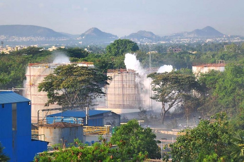 Vizag Gas Leak: Spread Of Poisonous Vapours Depends On Wind Speed, Say Officials