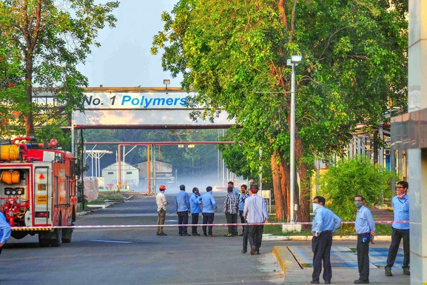 Vizag Gas Leak: NGT Issues Notice To Centre, Directs LG Polymers To Deposit Rs 50 Cr
