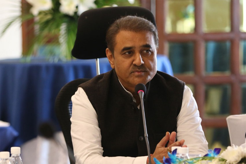AIFF Chief Praful Patel Encourages Indian Coaches To 'Keep Up The Good Work'