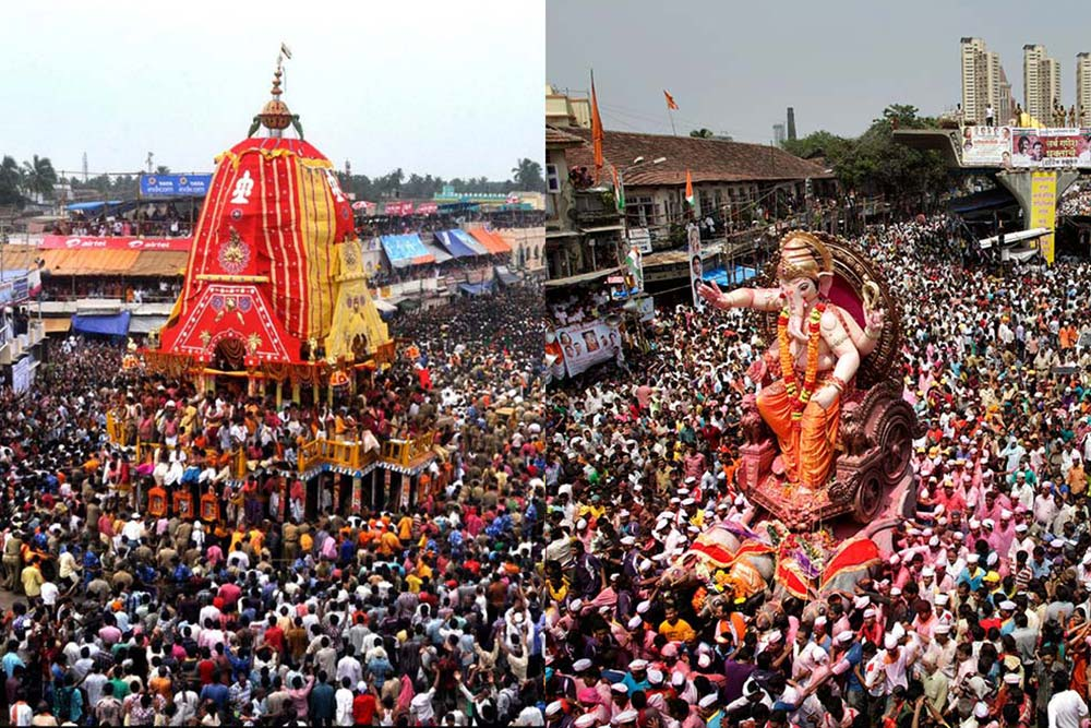 COVIDED! From Vishu To Bihu, Holi To Easter, Prayers And Fun On Hold