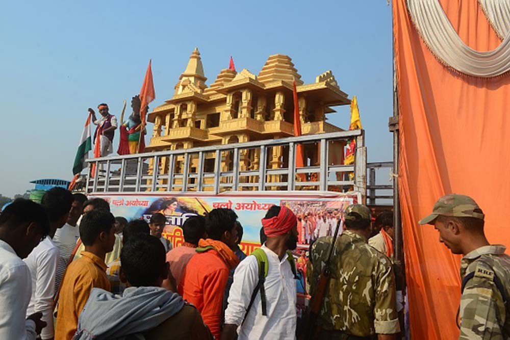 COVIDED! When A Virus Becomes A Great Leveller, Even Ram Temple At Ayodhya Has To Wait