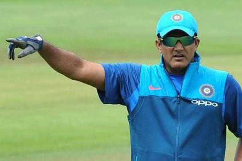 Anil Kumble Compares Coronavirus To Test Cricket