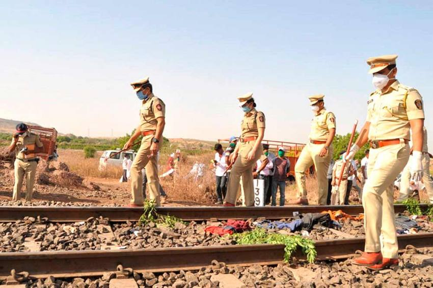 'Everything Was Over In Seconds': Survivor Of Aurangabad Train Tragedy Recalls Horrible Night