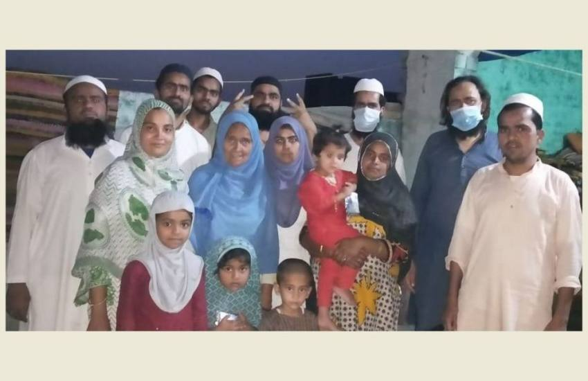 Meet The 16-Member UP Family: All Asymptomatic, Tested Positive, Now Recovered