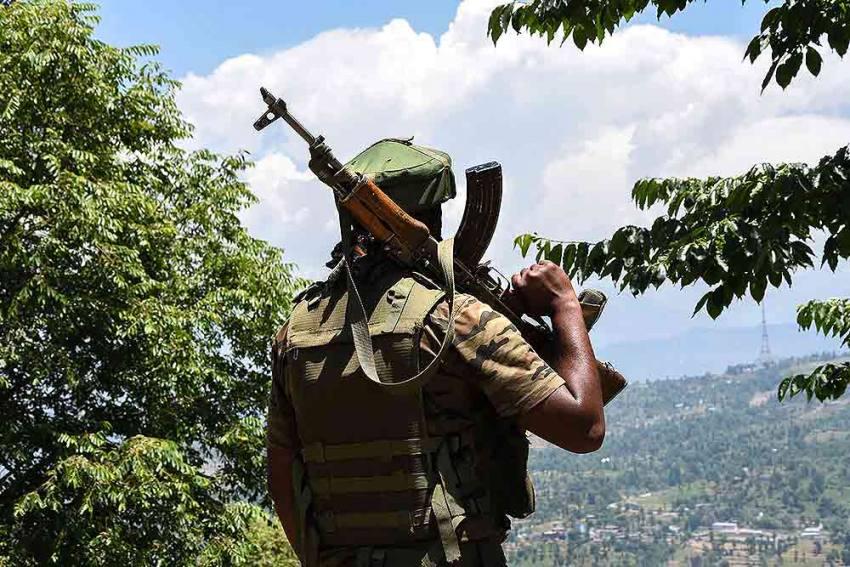 J-K: Three Pakistani Terrorists Killed As Army Foils Major Infiltration Attempt Along LoC