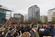 US Protests: Thousands March In New Zealand As World Extends Solidarity, Calls For Change