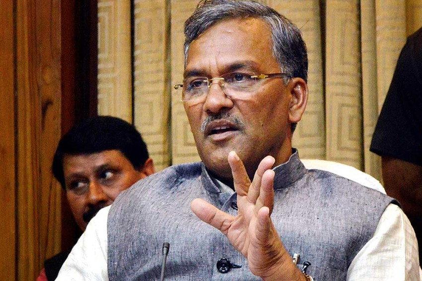 Uttarakhand CM, 3 Other Ministers In Self-quarantine After Colleague Tests Positive