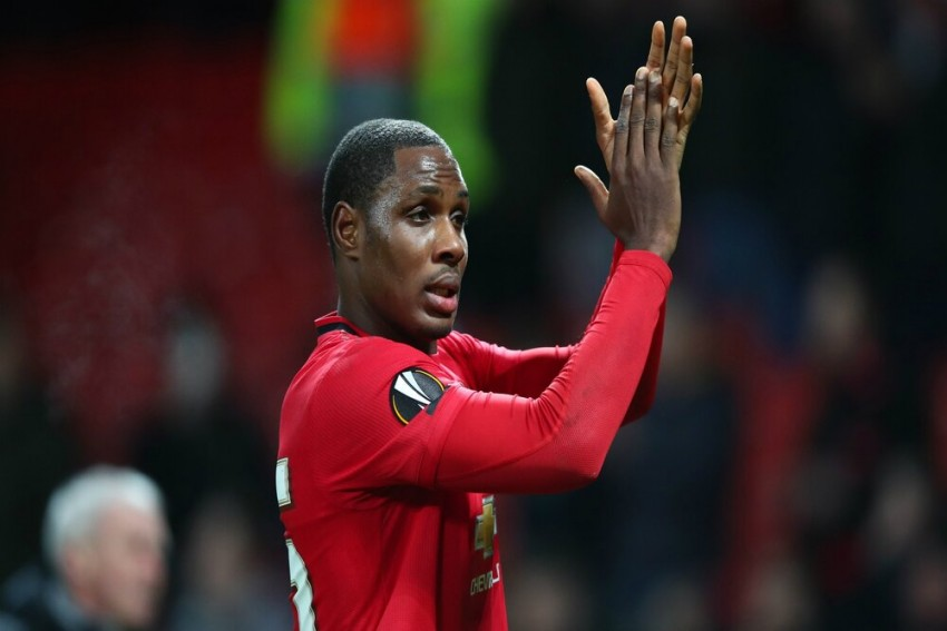 Manchester United Extend Odion Ighalo's Loan Until 2021