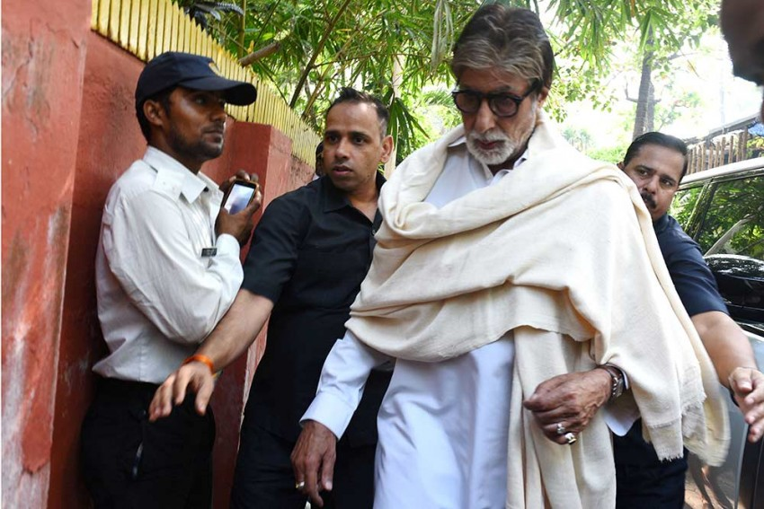 Amitabh Bachchan Arranges For Four Flights For Migrants From Mumbai To UP