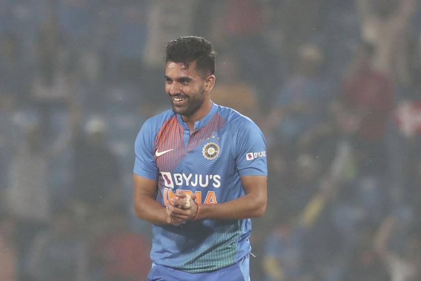 Saliva Ban Won't Affect White Ball Cricket, Says Deepak Chahar