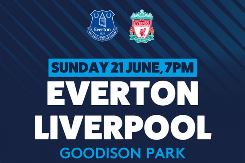 Everton Vs Liverpool Merseyside Derby To Take Place At Goodison Park