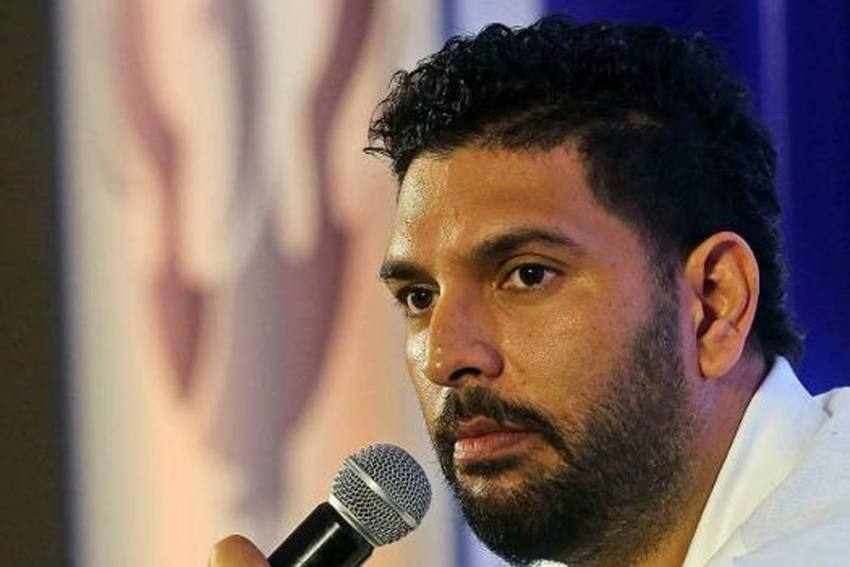 On This Day, India's World Cup-winning Hero Yuvraj Singh Announced Retirement