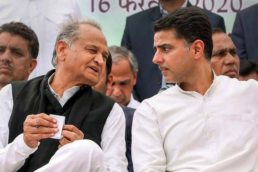 Attempts Being Made To Destabilise Rajasthan Govt': Congress