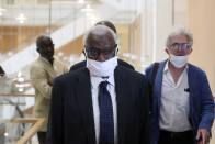Former IAAF President Lamine Diack Turns On Son At Corruption Trial