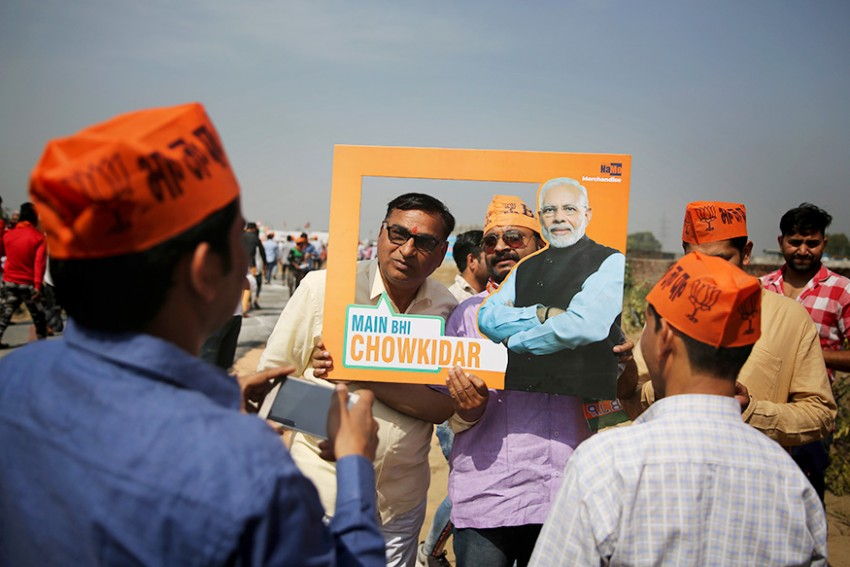 BJP To Distribute Letters Door-to-Door In UP To Spell Out Modi Govt's Achievements