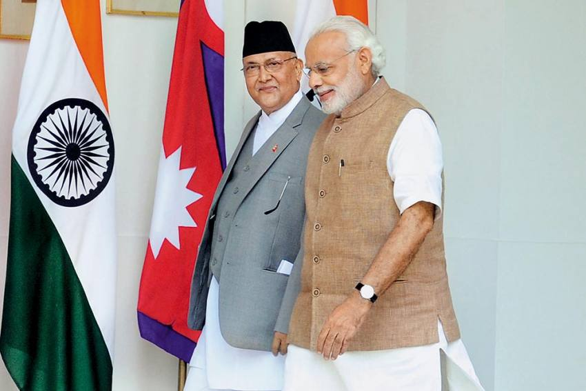 India Talks About Friendly Ties With Nepal Ahead Of Vote In Parliament On New Map