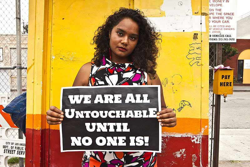 No Use Discussing Black Lives Matter In India If We Can't Foster Change Back Home