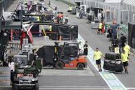 Coronavirus: F1 Grands Prix Of Singapore, Azerbaijan And Japan Cancelled