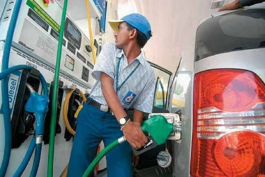 Petrol Hiked By 57 Paise Per Litre, Diesel By 59 Paise In 6th Increase In A Row
