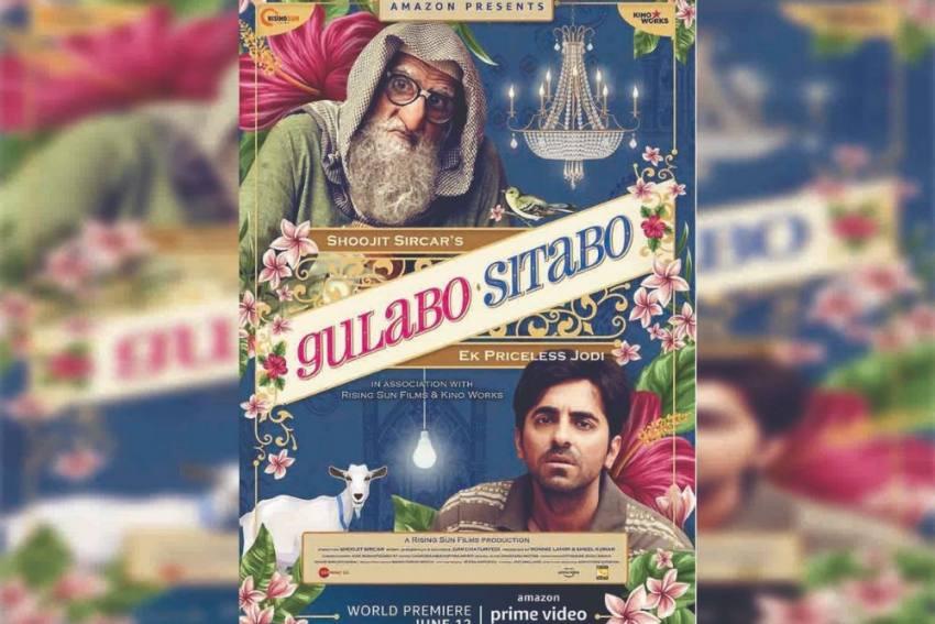 Movie Review | <em>Gulabo Sitabo</em> A Letdown From <em>Vicky Donor</em>, <em>Piku</em> Team Despite Big B's Sterling Act