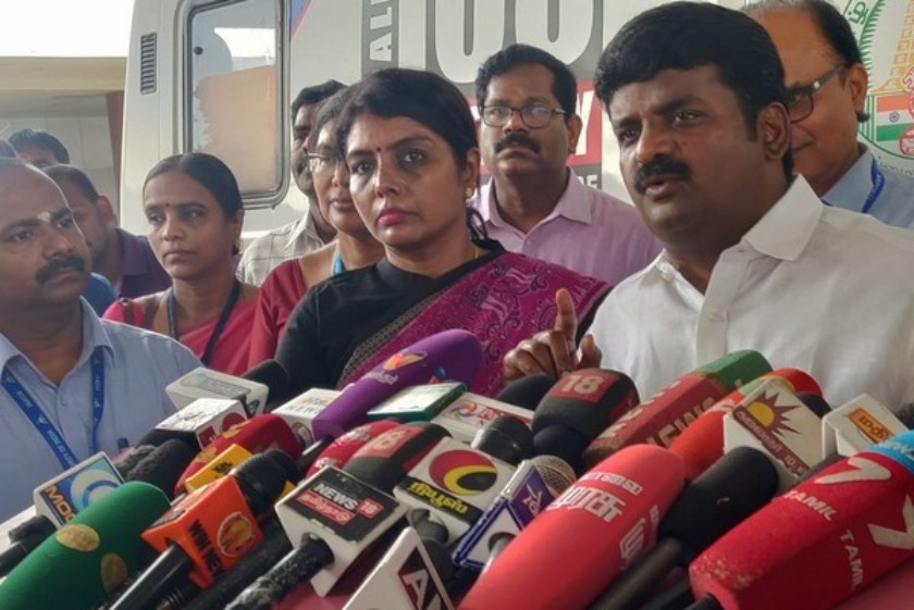 Tamil Nadu Transfers Health Secretary Amid Shortage Of Hospital Beds, Spread Of Covid-19
