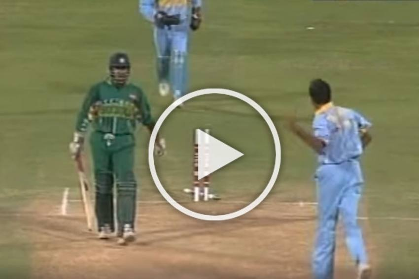 'My Blood Was Really Boiling' - Venkatesh Prasad Recalls His World Cup Feud With Aamir Sohail