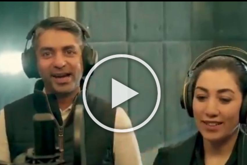 Abhinav Bindra's Song With Grammy Winner Ricky Kej For Refugee Athletes Is Making Waves - Video