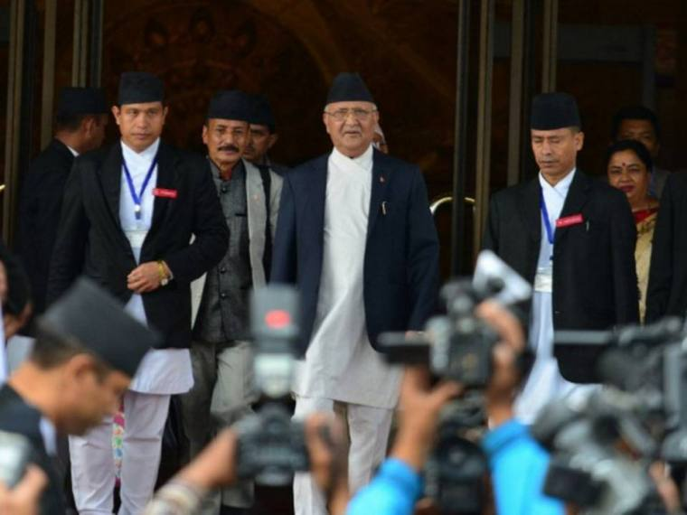 Nepal Parliament Passes Bill To Redraw Political Map That Includes Indian Territory
