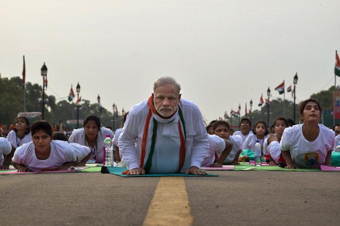 Yoga As National Pride: PM Modi's Convenient <em>Asana</em> To Mask Misgovernance