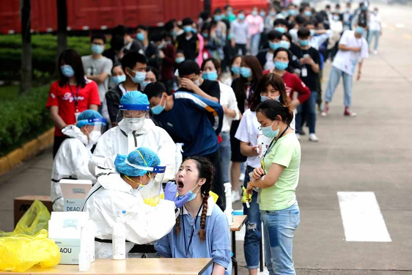 Mass Testing In Beijing As 67 New Cases Appear Amid Concerns Over Covid-19 Rebound