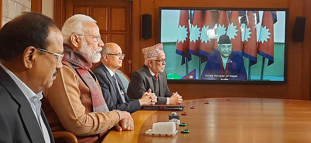 Onus Of Creating Atmosphere Of Talks Lies With Nepal, Say Sources After Map Row