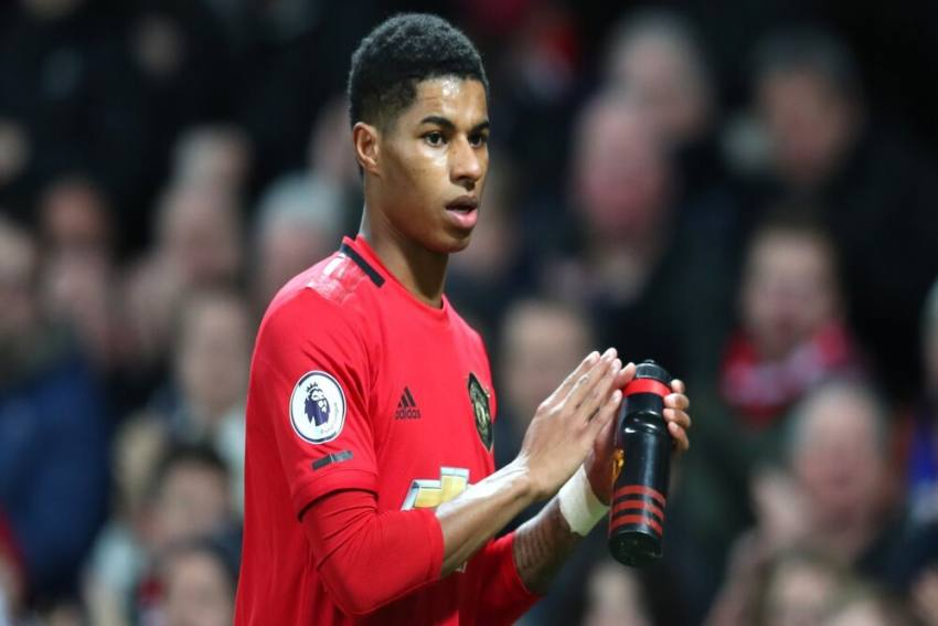 Manchester United's Marcus Rashford Pleads With UK Government To Continue Free Meals In Open Letter