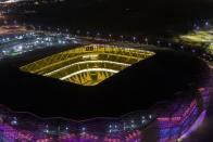 Qatar Launches 3rd 2022 FIFA World Cup Venue, Flags Virus Precautions