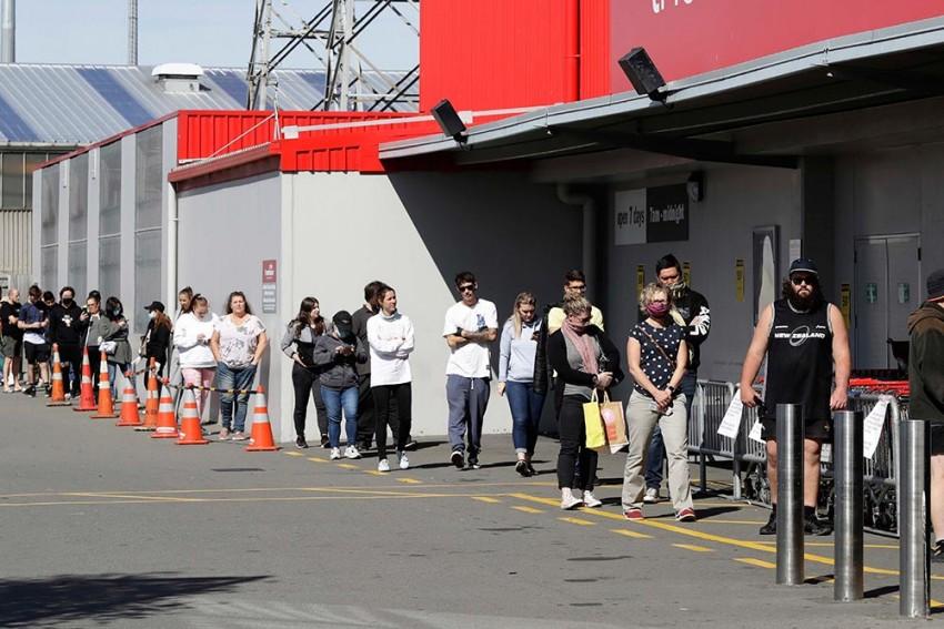 New Zealand No Longer Free Of Coronavirus After Fresh Round Of Testing