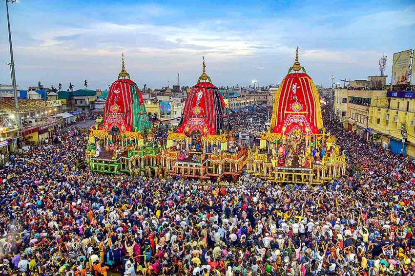 'Lord Jagannath Won't Forgive Us If We Allow It': SC Stays Puri Rath Yatra Due To Covid-19