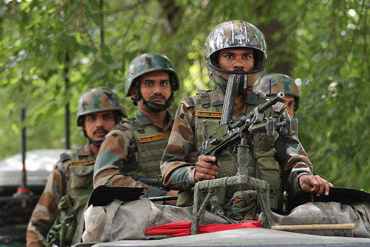 Kashmir: Two Militants Trapped In Mosque In Pulwama Killed In Encounter