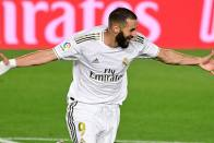 Never Imagined Being Among Real Madrid's Top Five Goalscorers: Karim Benzema
