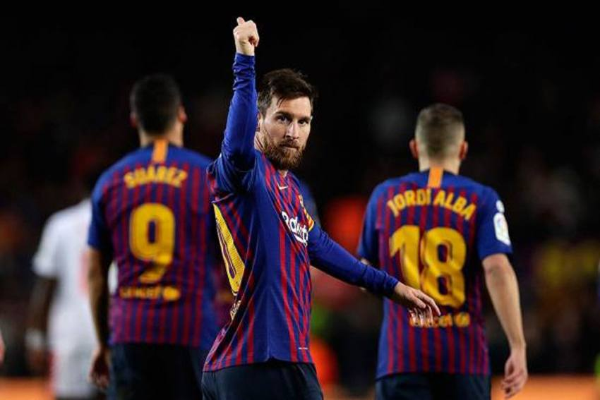 Sevilla Vs Barcelona Live Streaming: Lionel Messi Targets 700 - When And Where To Watch La Liga Match Live