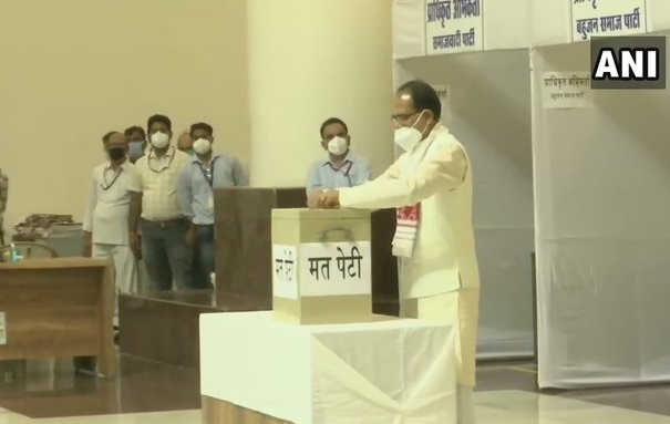 Rajya Sabha Polls: YSRC's Clean Sweep In Andhra; Digvijaya, Jyotiraditya Sail Through in MP