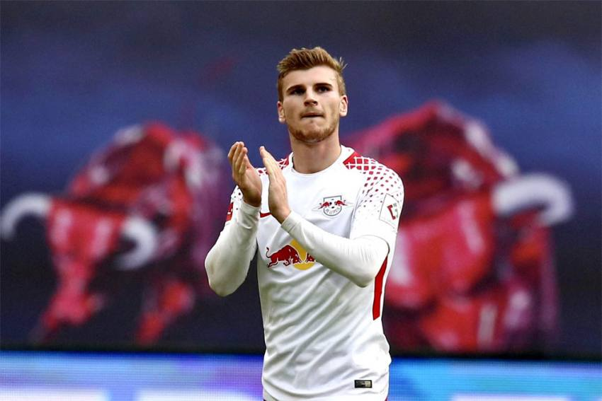 Frank Lampard Tips Timo Werner To Have 'Big Impact' At Chelsea